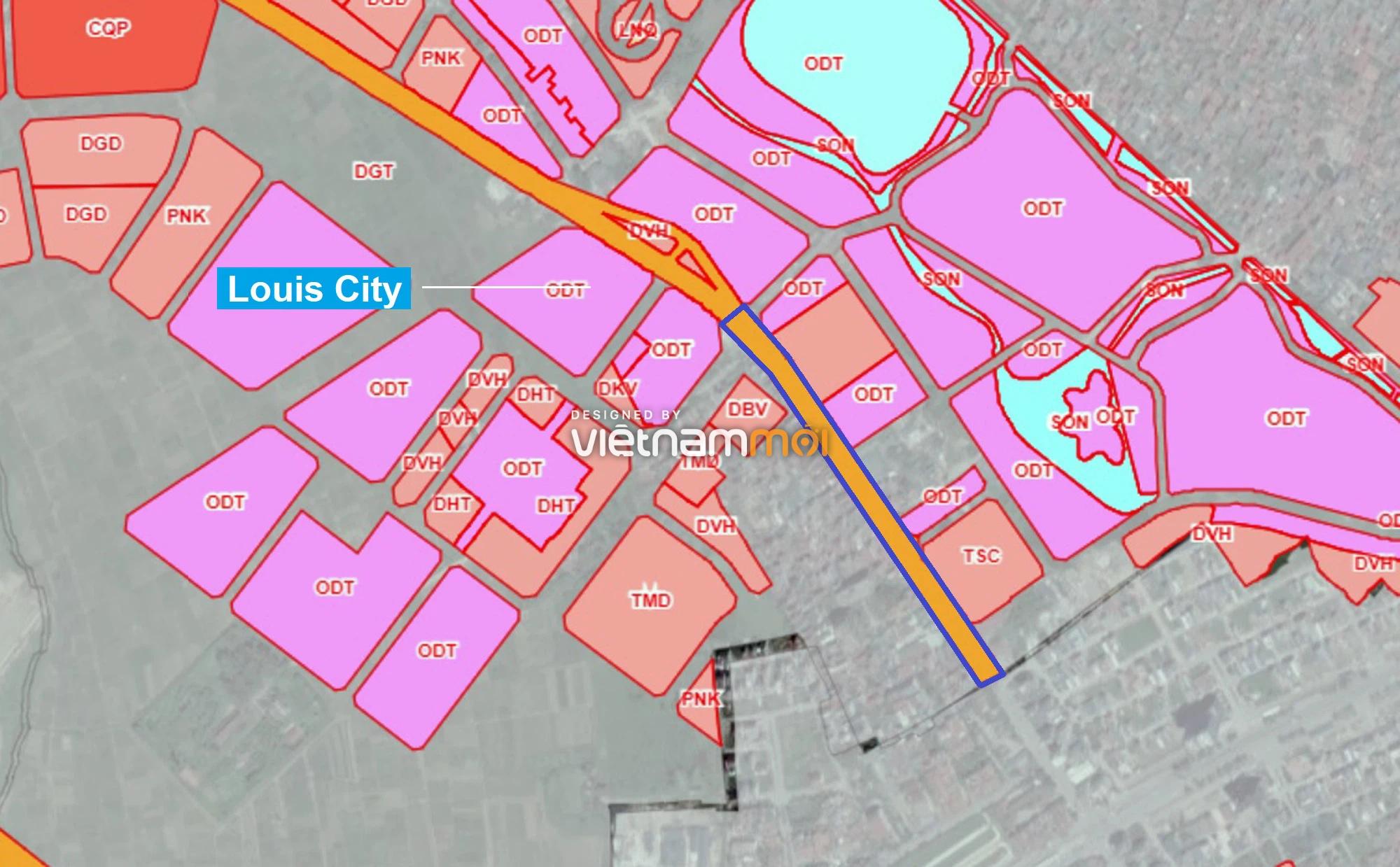 Những khu đất sắp thu hồi để mở đường ở phường Đại Mỗ, Nam Từ Liêm, Hà Nội (phần 2) - Ảnh 12.