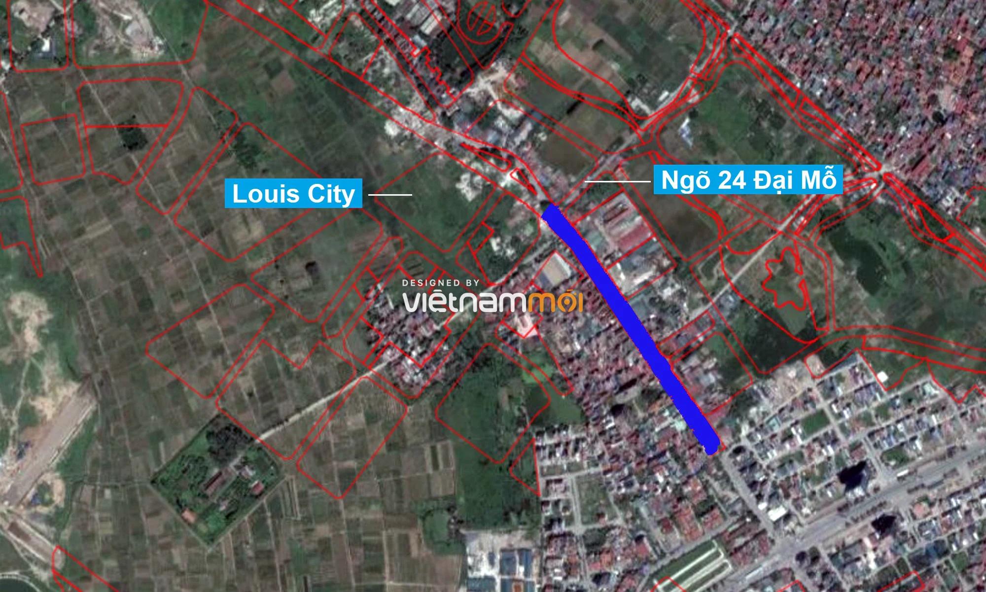 Những khu đất sắp thu hồi để mở đường ở phường Đại Mỗ, Nam Từ Liêm, Hà Nội (phần 2) - Ảnh 13.