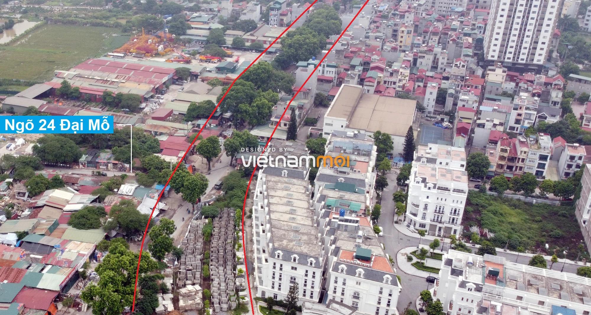 Những khu đất sắp thu hồi để mở đường ở phường Đại Mỗ, Nam Từ Liêm, Hà Nội (phần 2) - Ảnh 15.