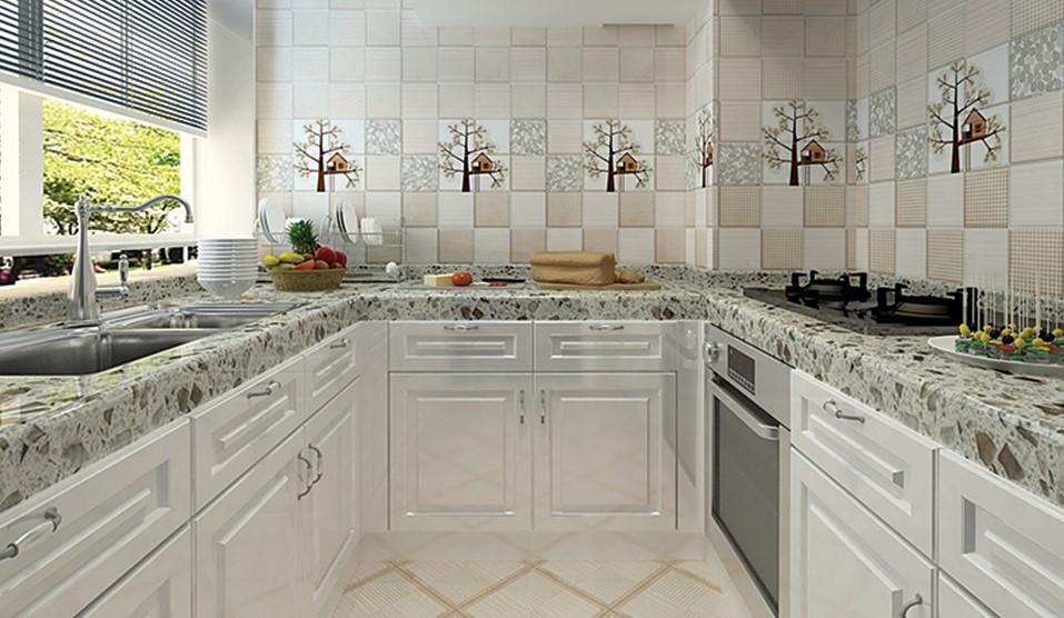 Gợi ý thiết kế nhà bếp tiết kiệm chi phí theo phong cách hiện đại - Ảnh 2.