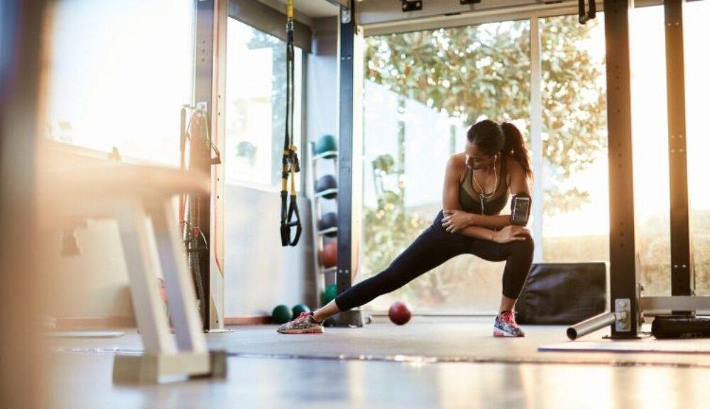 Mách bạn cách thiết kế phòng tập thể dục tại nhà hữu ích trong mùa dịch - Ảnh 4.