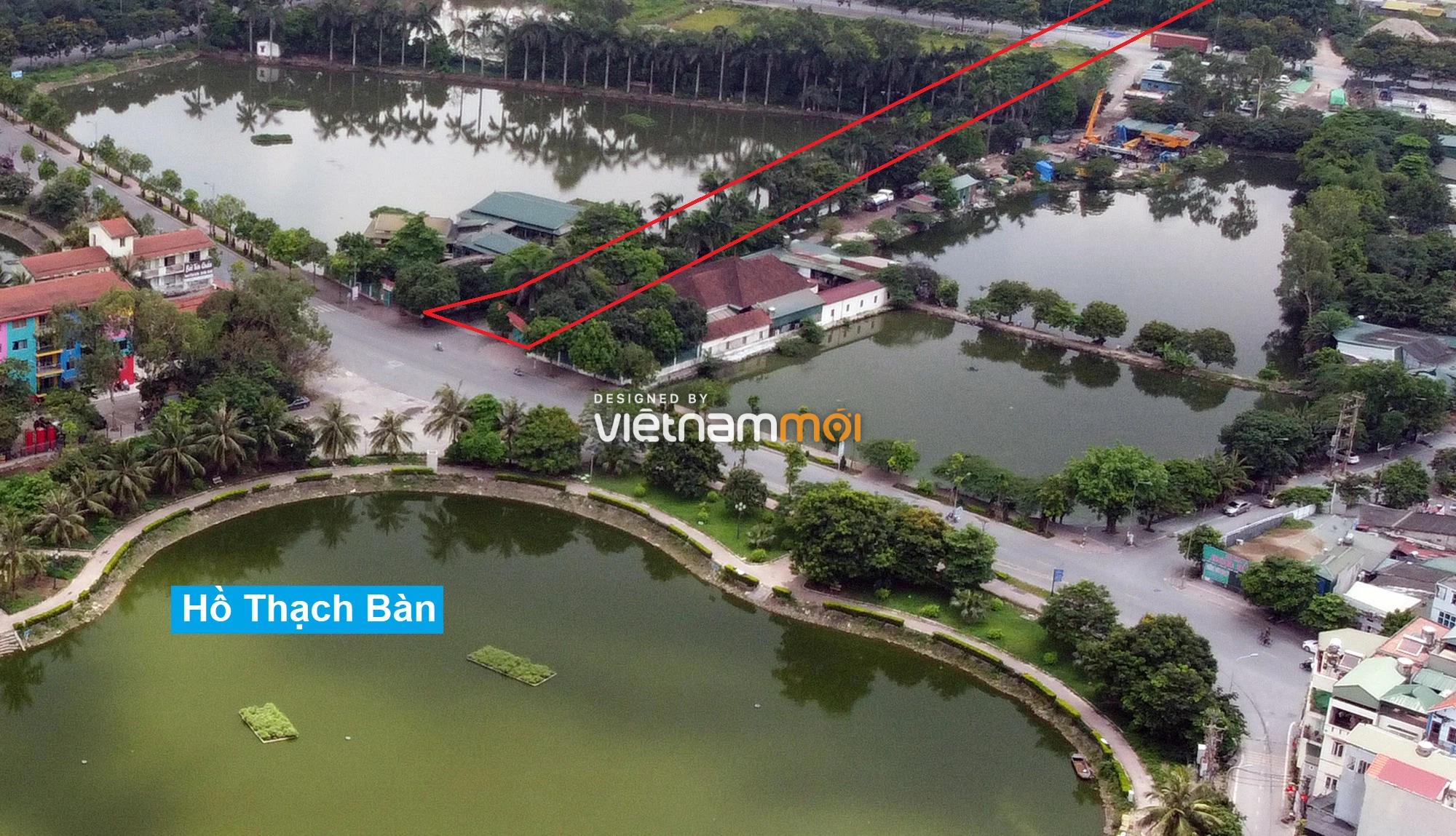 Những khu đất sắp thu hồi để mở đường ở phường Thạch Bàn, Long Biên, Hà Nội (phần 4) - Ảnh 3.