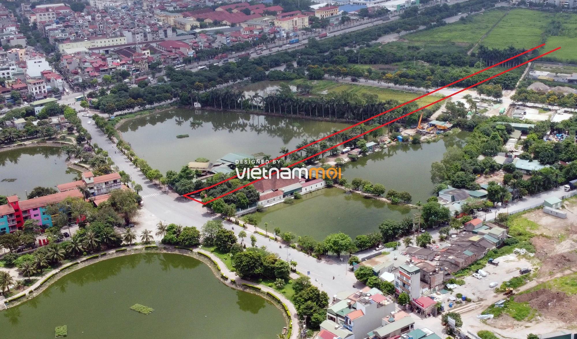 Những khu đất sắp thu hồi để mở đường ở phường Thạch Bàn, Long Biên, Hà Nội (phần 4) - Ảnh 4.