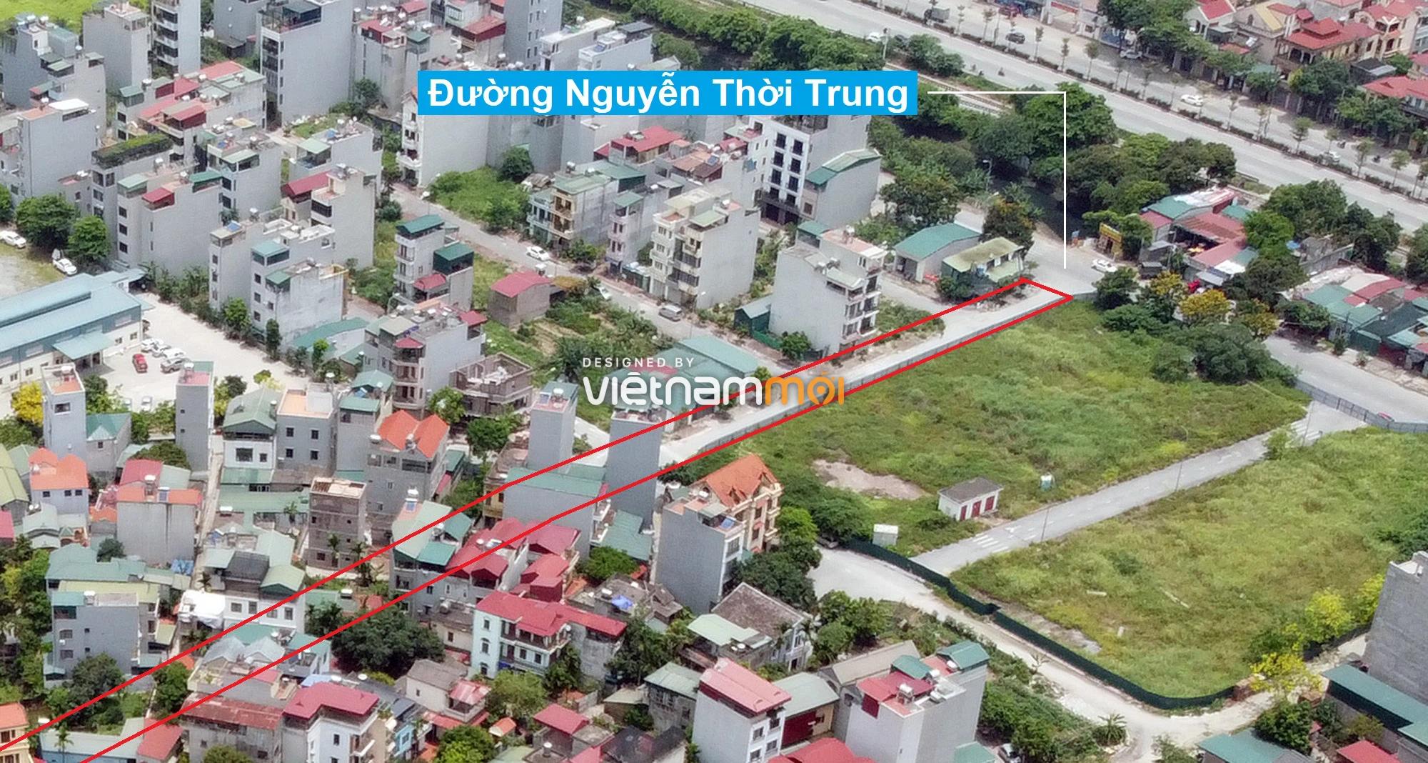 Những khu đất sắp thu hồi để mở đường ở phường Thạch Bàn, Long Biên, Hà Nội (phần 4) - Ảnh 10.