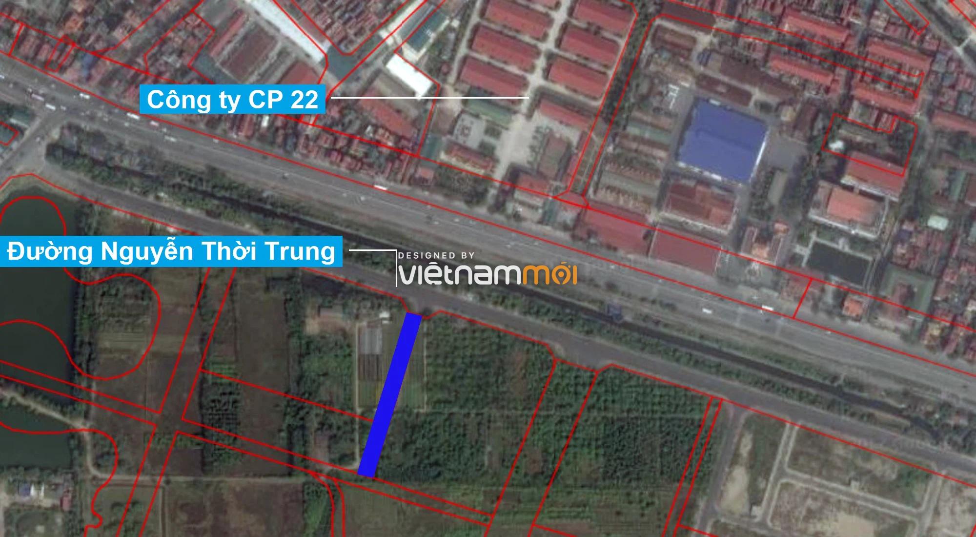 Những khu đất sắp thu hồi để mở đường ở phường Thạch Bàn, Long Biên, Hà Nội (phần 4) - Ảnh 15.