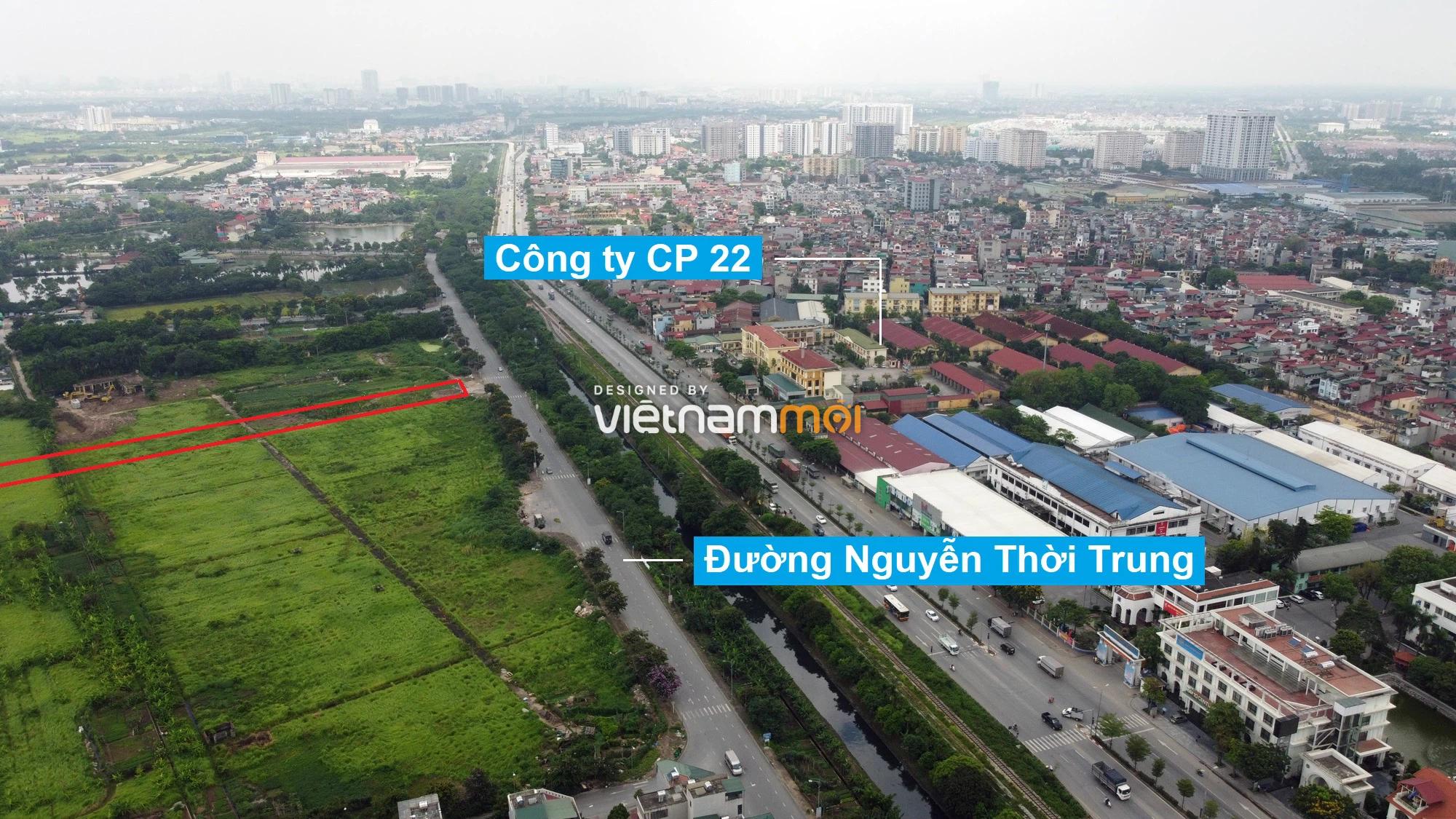 Những khu đất sắp thu hồi để mở đường ở phường Thạch Bàn, Long Biên, Hà Nội (phần 4) - Ảnh 16.