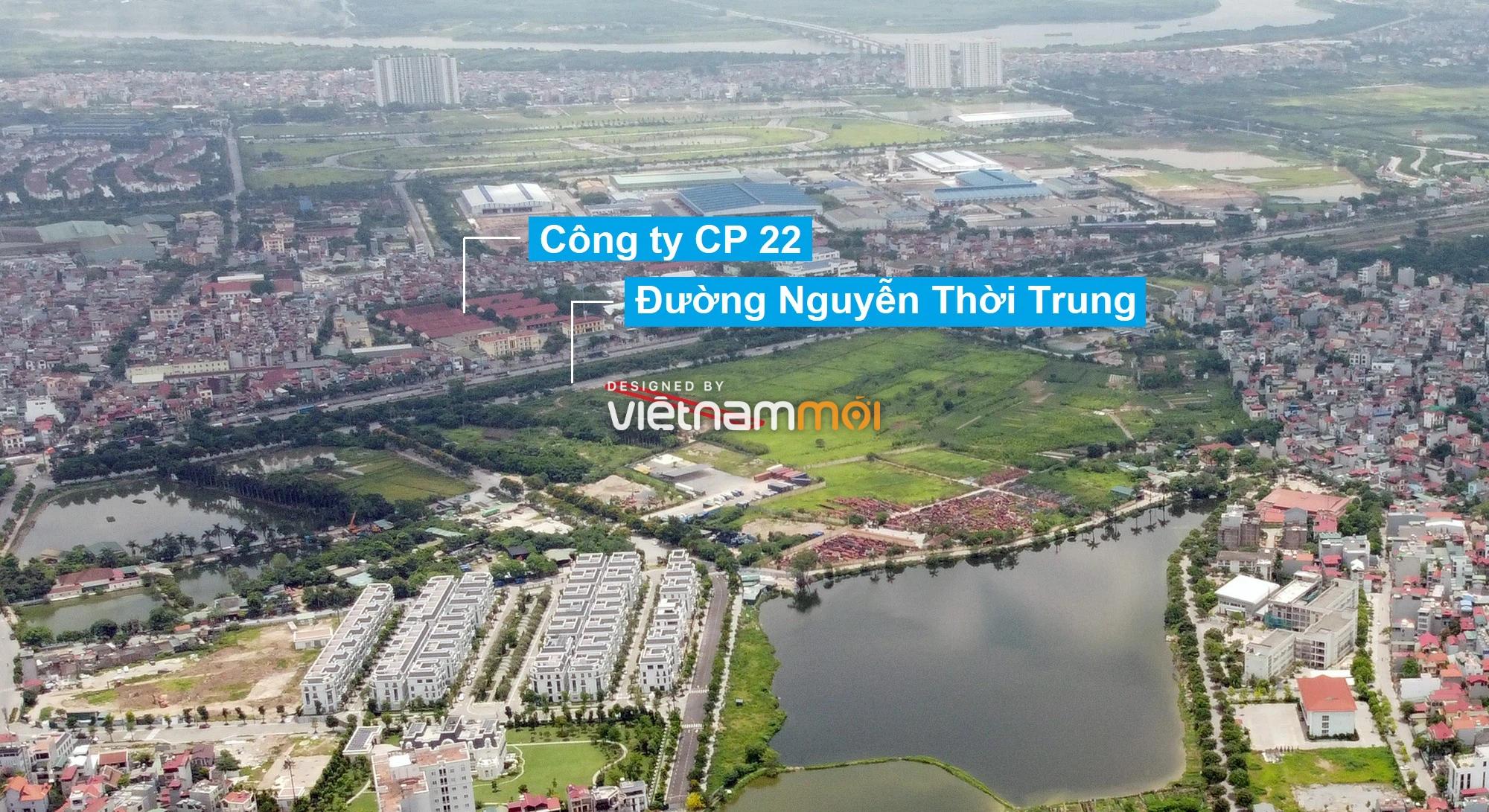 Những khu đất sắp thu hồi để mở đường ở phường Thạch Bàn, Long Biên, Hà Nội (phần 4) - Ảnh 17.