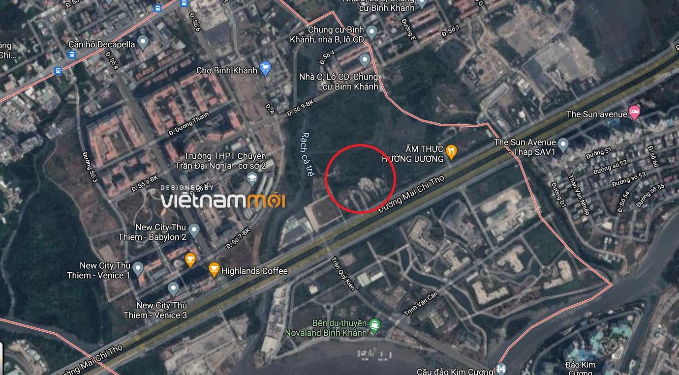 Đất có quy hoạch ở phường Bình Khánh (cũ), quận 2, TP Thủ Đức - Ảnh 4.