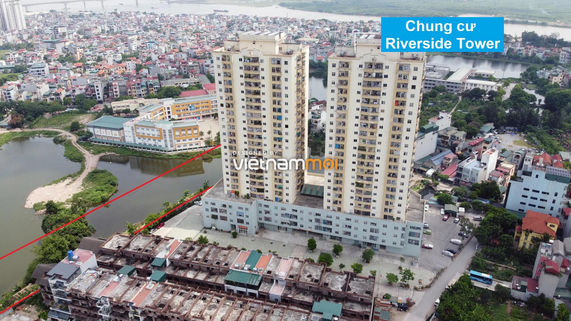 Những khu đất sắp thu hồi để mở đường ở quận Hoàng Mai, Hà Nội (phần 1) - Ảnh 4.