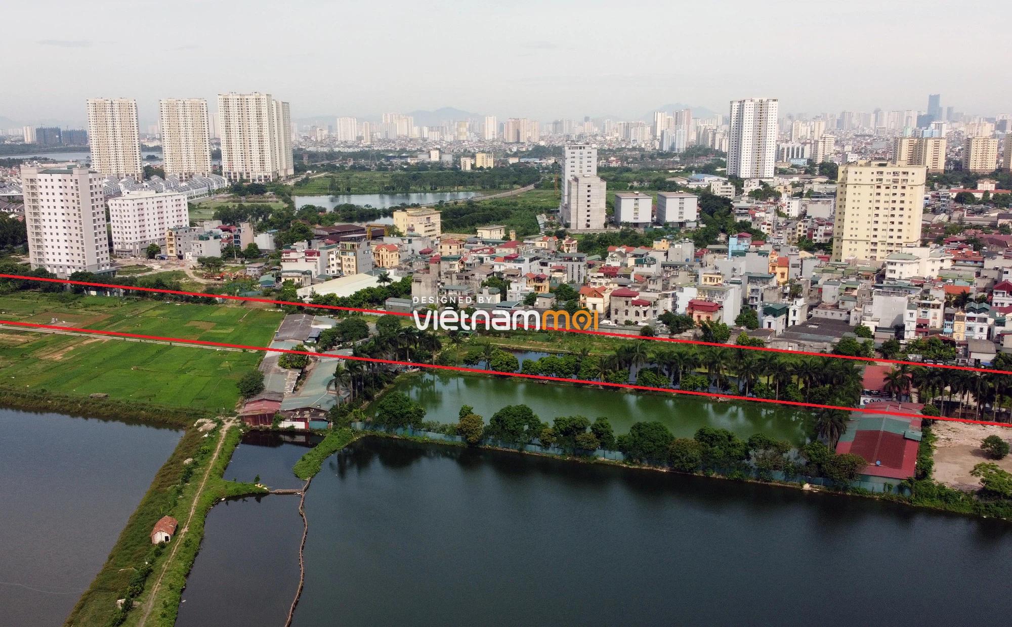 Những khu đất sắp thu hồi để mở đường ở quận Hoàng Mai, Hà Nội (phần 1) - Ảnh 12.
