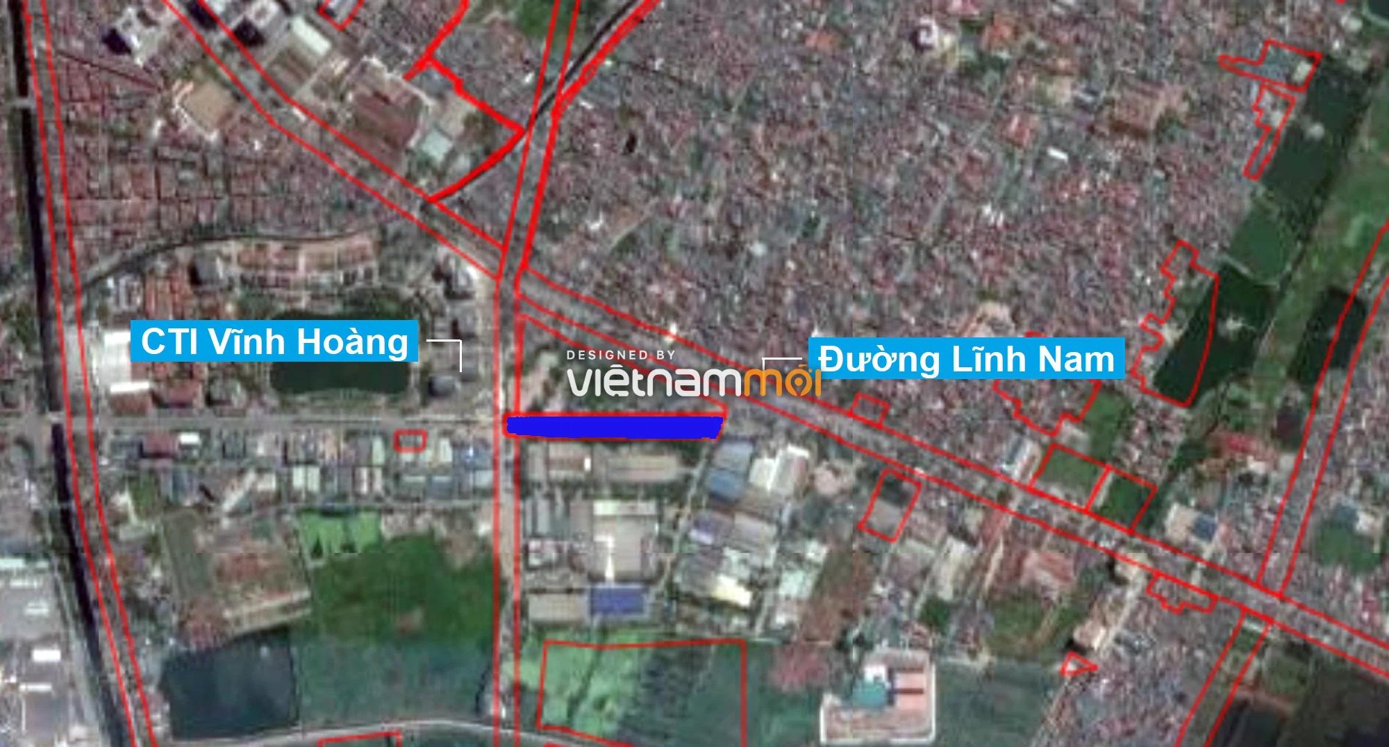 Những khu đất sắp thu hồi để mở đường ở quận Hoàng Mai, Hà Nội (phần 1) - Ảnh 15.