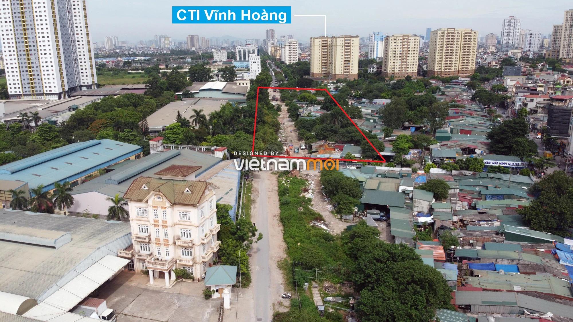 Những khu đất sắp thu hồi để mở đường ở quận Hoàng Mai, Hà Nội (phần 1) - Ảnh 16.