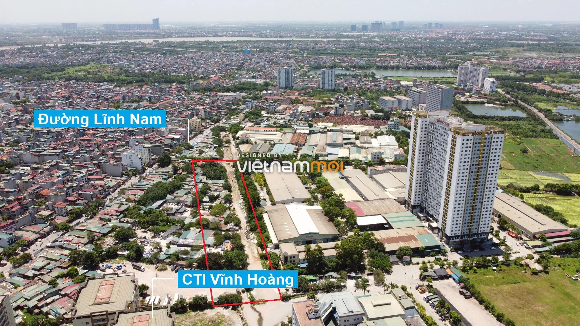 Những khu đất sắp thu hồi để mở đường ở quận Hoàng Mai, Hà Nội (phần 1) - Ảnh 17.