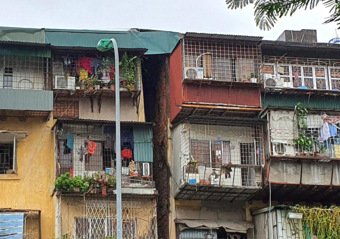 Triển khai quy định mới về cải tạo chung cư cũ - Ảnh 1.