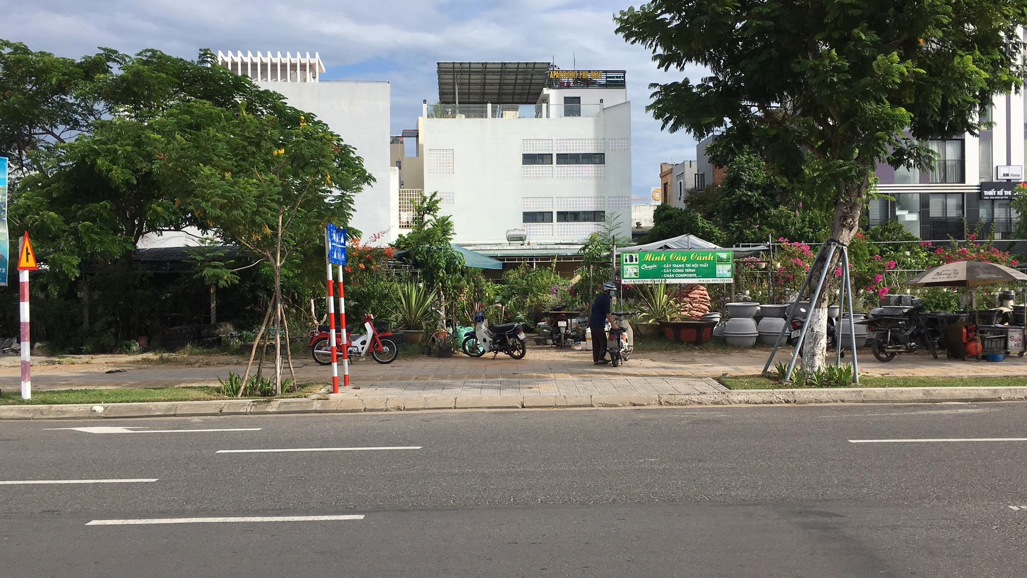 Cận cảnh hai khu đất mặt tiền đường Võ Văn Kiệt - Ngô Quyền, Đà Nẵng sẽ đấu giá xây dựng dự án cao 30 tầng - Ảnh 12.