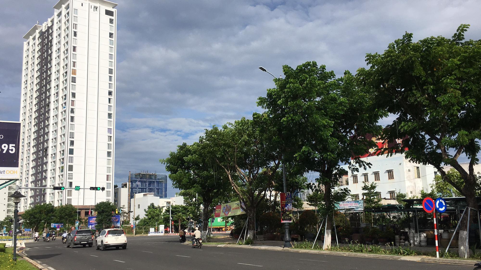 Cận cảnh hai khu đất mặt tiền đường Võ Văn Kiệt - Ngô Quyền, Đà Nẵng sẽ đấu giá xây dựng dự án cao 30 tầng - Ảnh 5.
