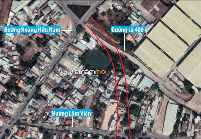 Đường sẽ mở theo quy hoạch ở phường Long Thạnh Mỹ, quận 9, Thủ Đức, TP HCM (phần 2) - Ảnh 3.