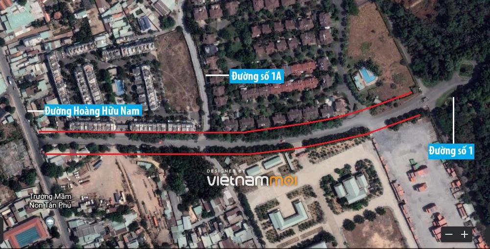 Đường sẽ mở theo quy hoạch ở phường Long Thạnh Mỹ, quận 9, Thủ Đức, TP HCM (phần 2) - Ảnh 5.
