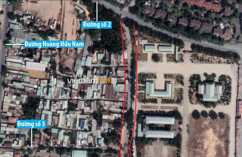 Đường sẽ mở theo quy hoạch ở phường Long Thạnh Mỹ, quận 9, Thủ Đức, TP HCM (phần 2) - Ảnh 9.