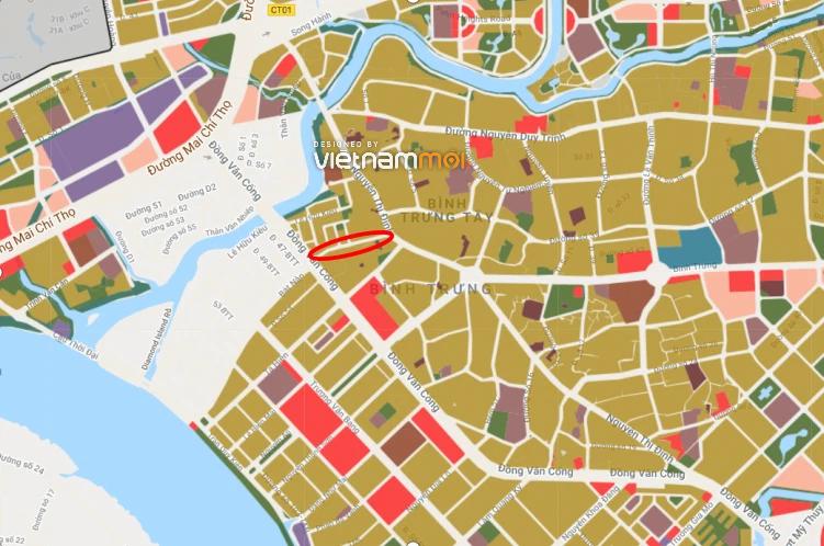 Đường sẽ mở ở phường Bình Trưng Tây, quận 2, TP Thủ Đức - Ảnh 2.