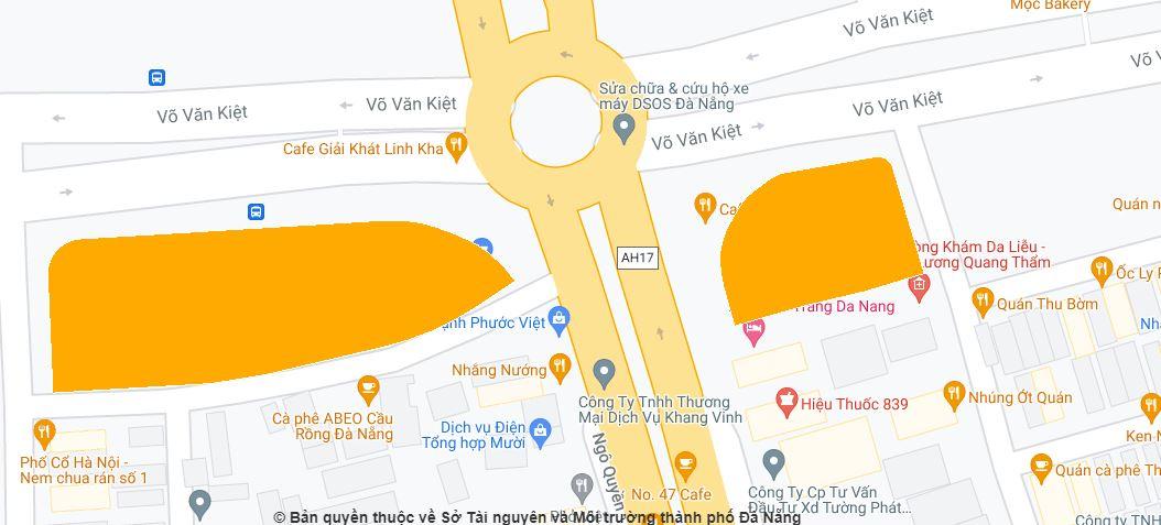 Cận cảnh hai khu đất mặt tiền đường Võ Văn Kiệt - Ngô Quyền, Đà Nẵng sẽ đấu giá xây dựng dự án cao 30 tầng - Ảnh 14.