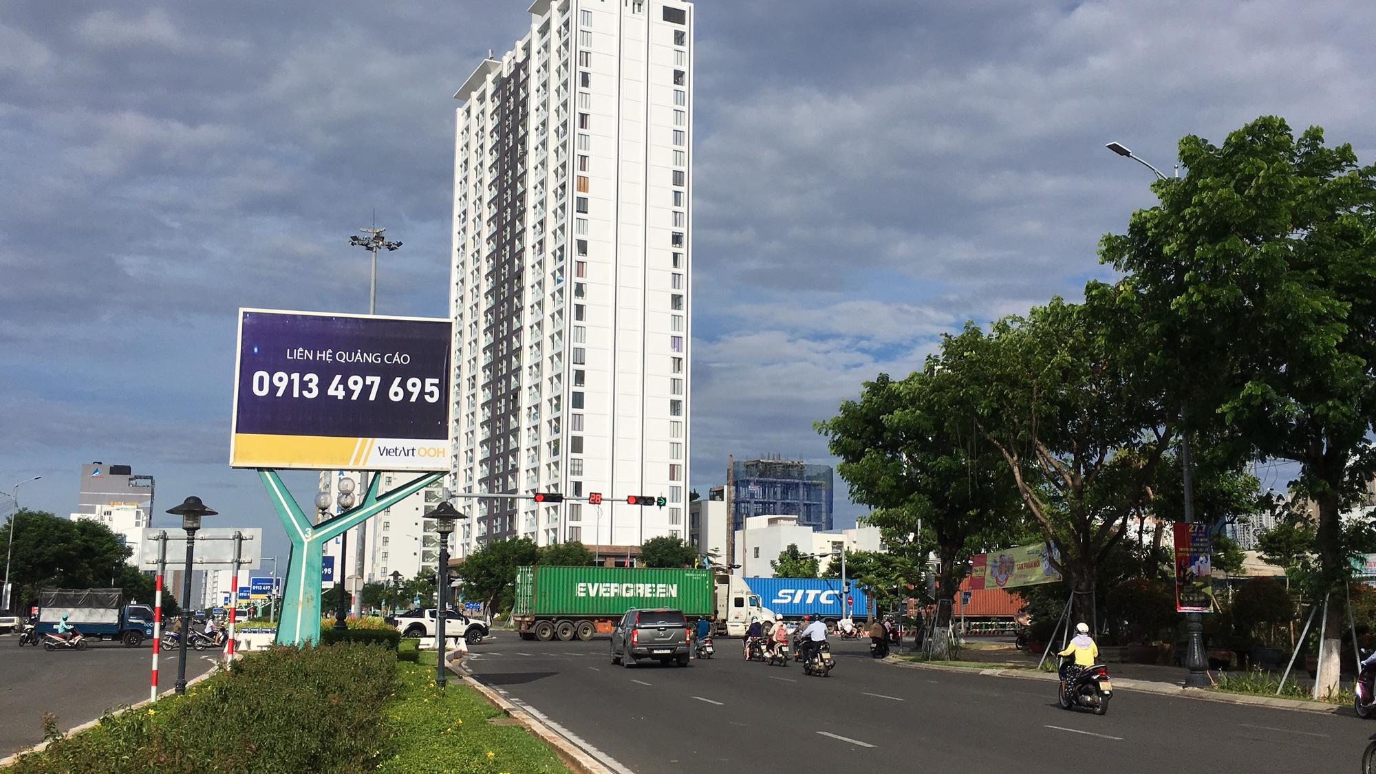 Cận cảnh hai khu đất mặt tiền đường Võ Văn Kiệt - Ngô Quyền, Đà Nẵng sẽ đấu giá xây dựng dự án cao 30 tầng - Ảnh 3.