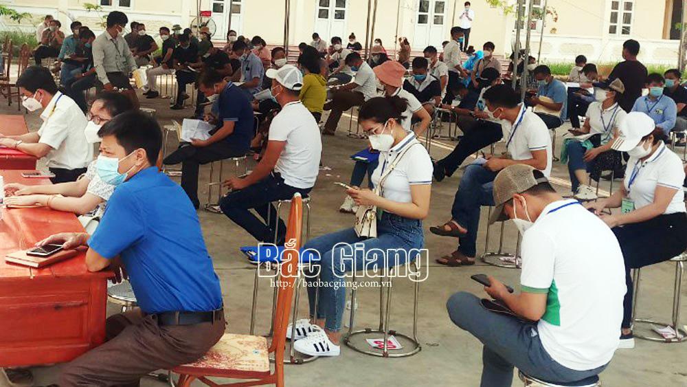 Bắc Giang: Đấu giá  33 lô đất ở, thu chênh lệch hơn 11,6 tỷ đồng - Ảnh 1.