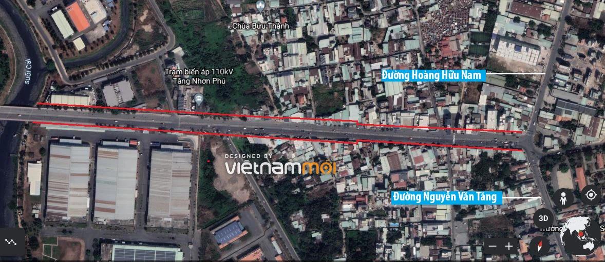 Đường sẽ mở theo quy hoạch ở phường Long Thạnh Mỹ, quận 9, Thủ Đức, TP HCM (phần 2) - Ảnh 6.