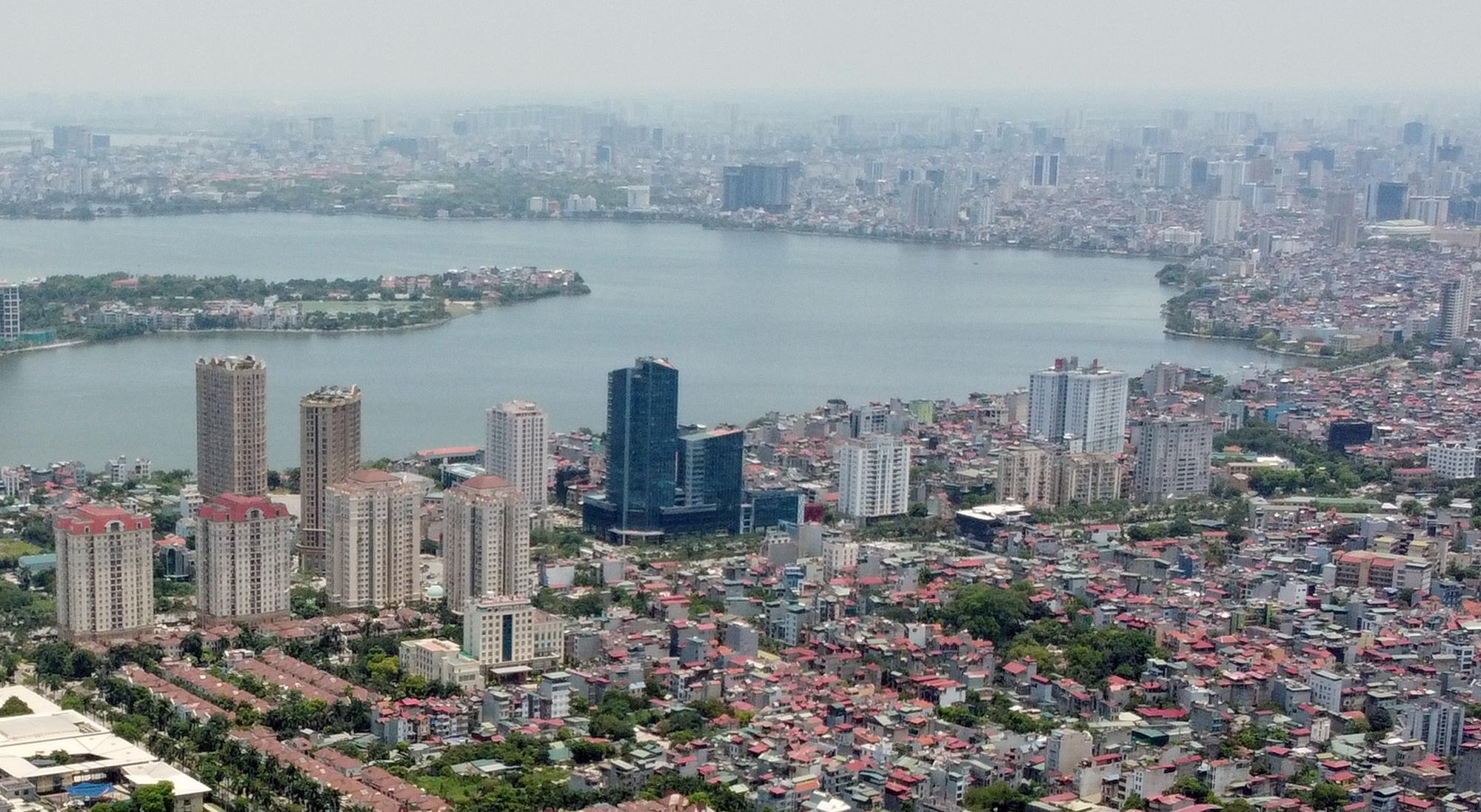 Hà Nội nói gì về 4 dự án 'treo' lâu năm tại quận Tây Hồ? - Ảnh 2.