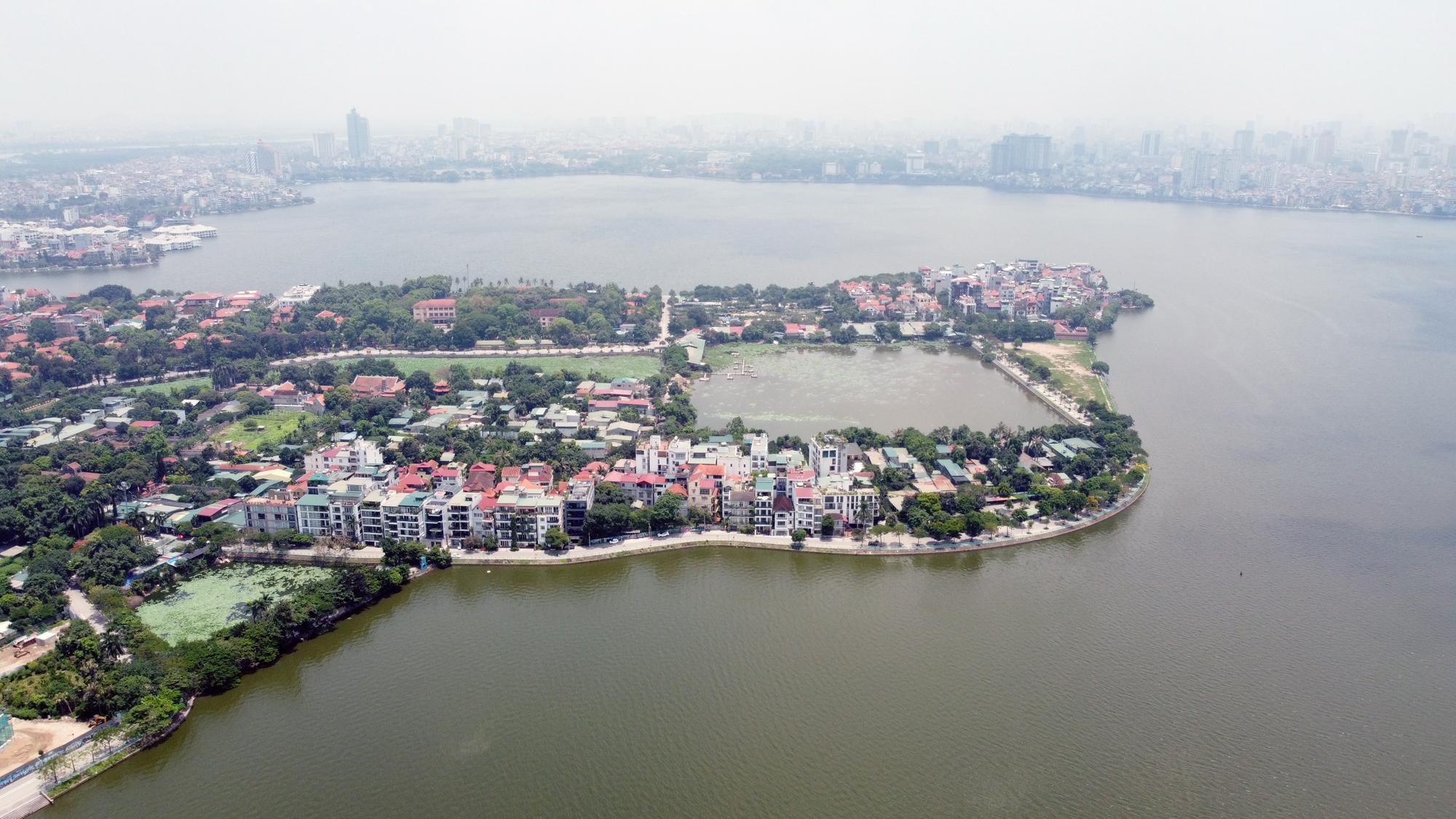 Hà Nội nói gì về 4 dự án 'treo' lâu năm tại quận Tây Hồ? - Ảnh 1.