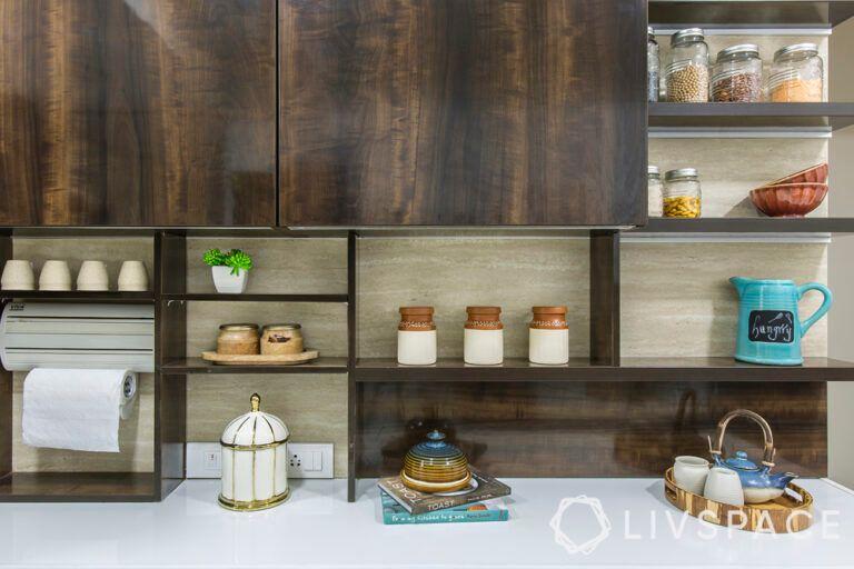 8 vấn đề thường gặp trong nhà bếp và ý tưởng lưu trữ thông minh, tiết kiệm thời gian - Ảnh 1.