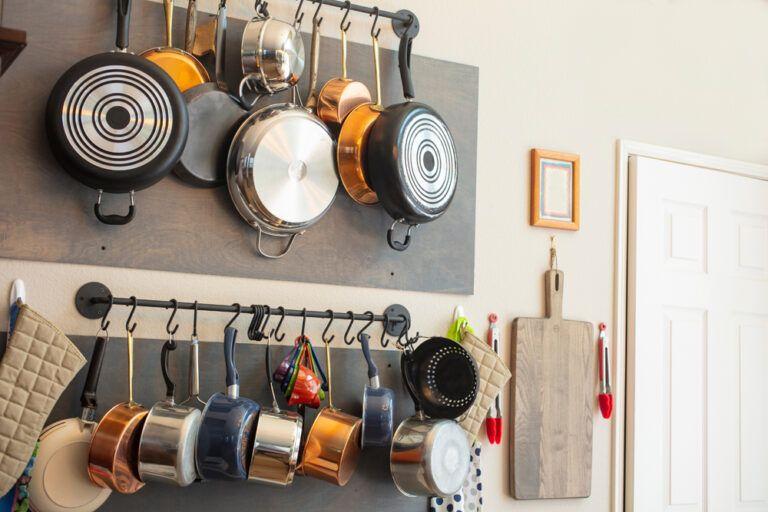 8 vấn đề thường gặp trong nhà bếp và ý tưởng lưu trữ thông minh, tiết kiệm thời gian - Ảnh 3.
