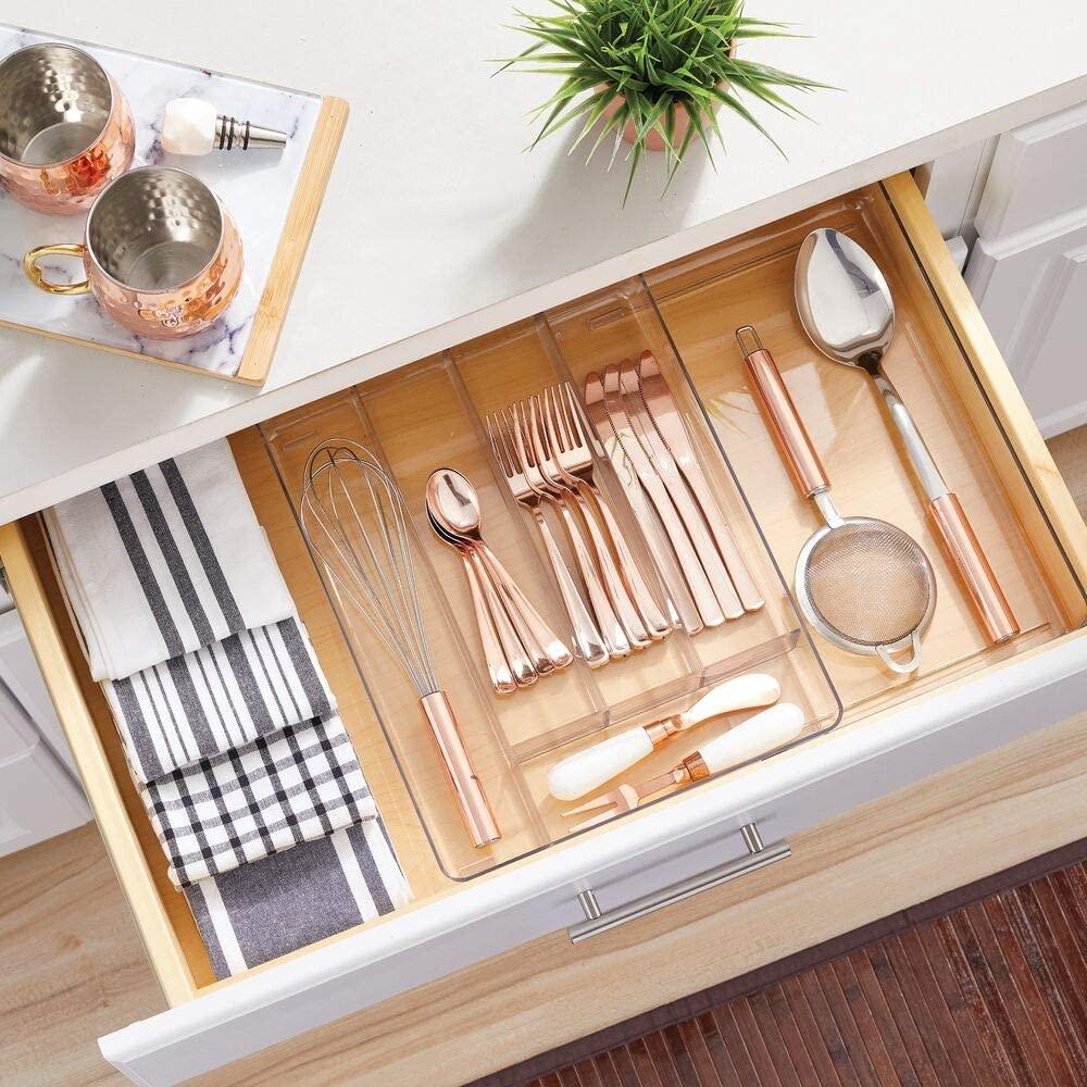 8 vấn đề thường gặp trong nhà bếp và ý tưởng lưu trữ thông minh, tiết kiệm thời gian - Ảnh 6.