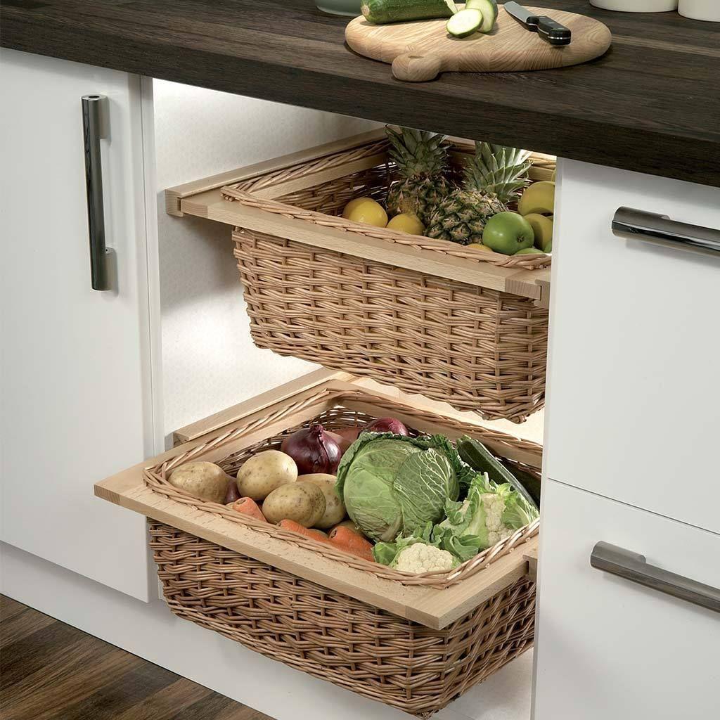 8 vấn đề thường gặp trong nhà bếp và ý tưởng lưu trữ thông minh, tiết kiệm thời gian - Ảnh 5.