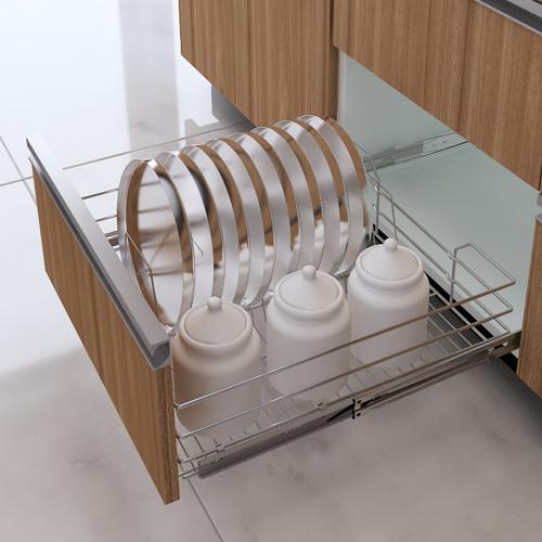 8 vấn đề thường gặp trong nhà bếp và ý tưởng lưu trữ thông minh, tiết kiệm thời gian - Ảnh 7.