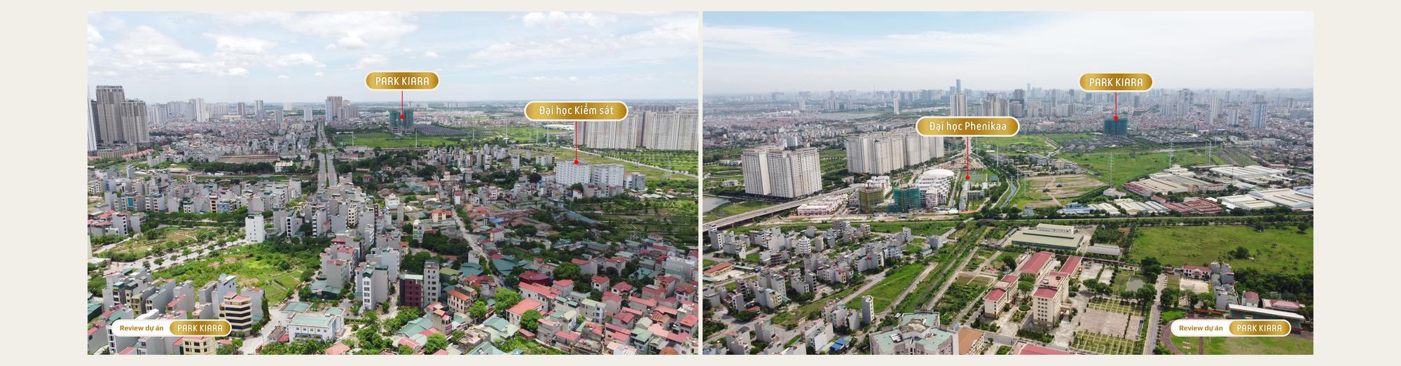 Review dự án chung cư Park Kiara: 80% là căn góc, gần trục chính Lê Văn Lương - Lê Trọng Tấn kéo dài - Ảnh 11.