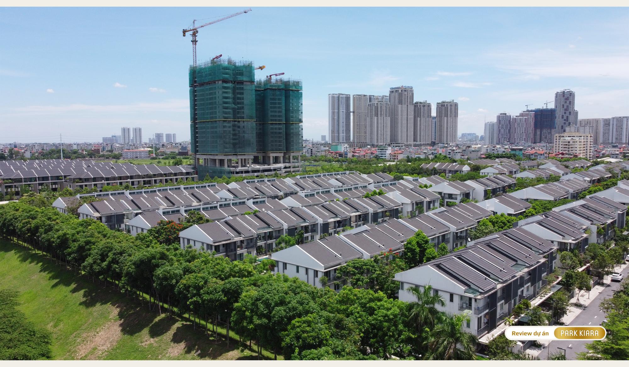 Review dự án chung cư Park Kiara: 80% là căn góc, gần trục chính Lê Văn Lương - Lê Trọng Tấn kéo dài - Ảnh 24.