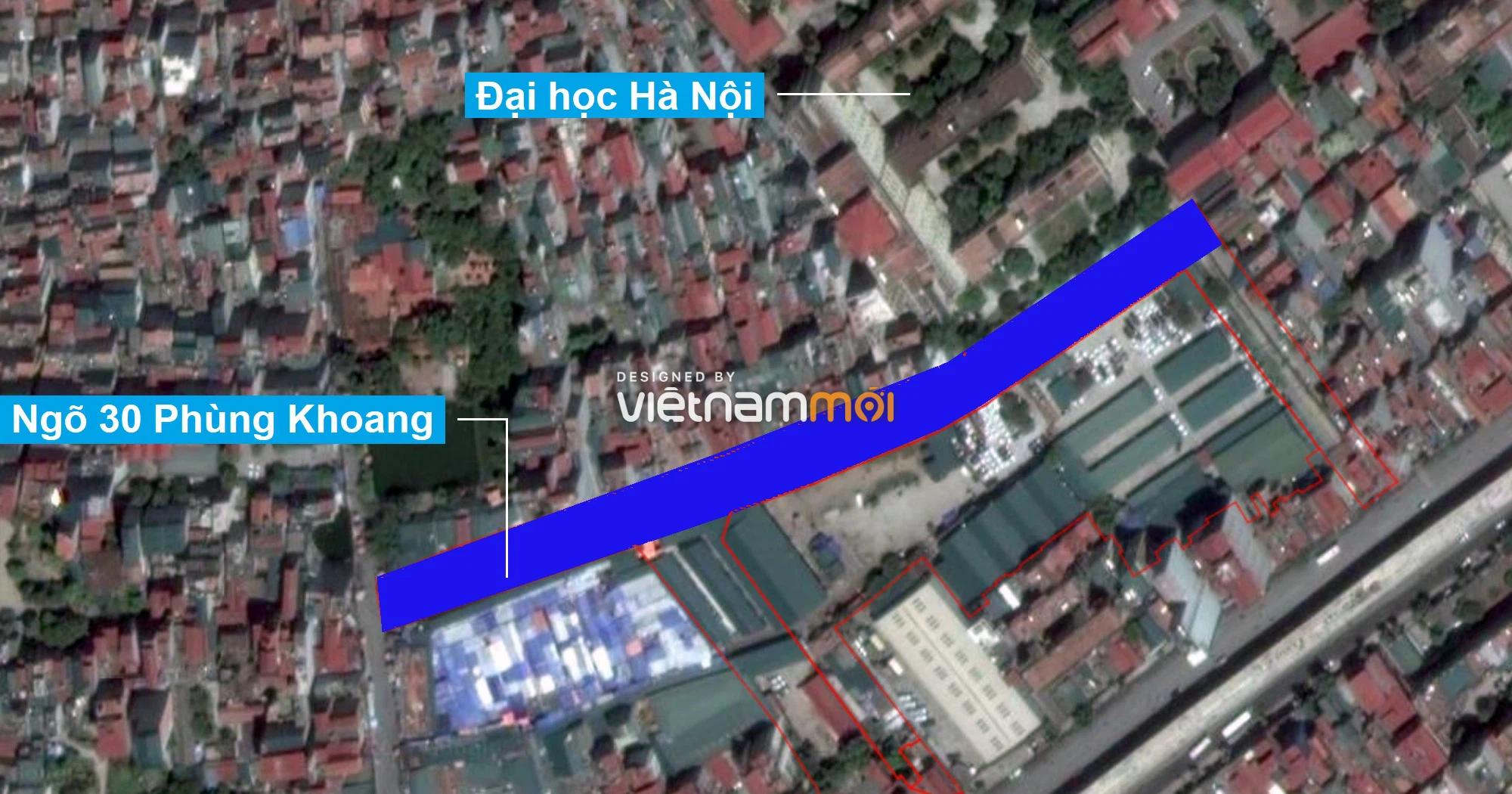 Những khu đất sắp thu hồi để mở đường ở phường Trung Văn, Nam Từ Liêm, Hà Nội (phần 2) - Ảnh 2.