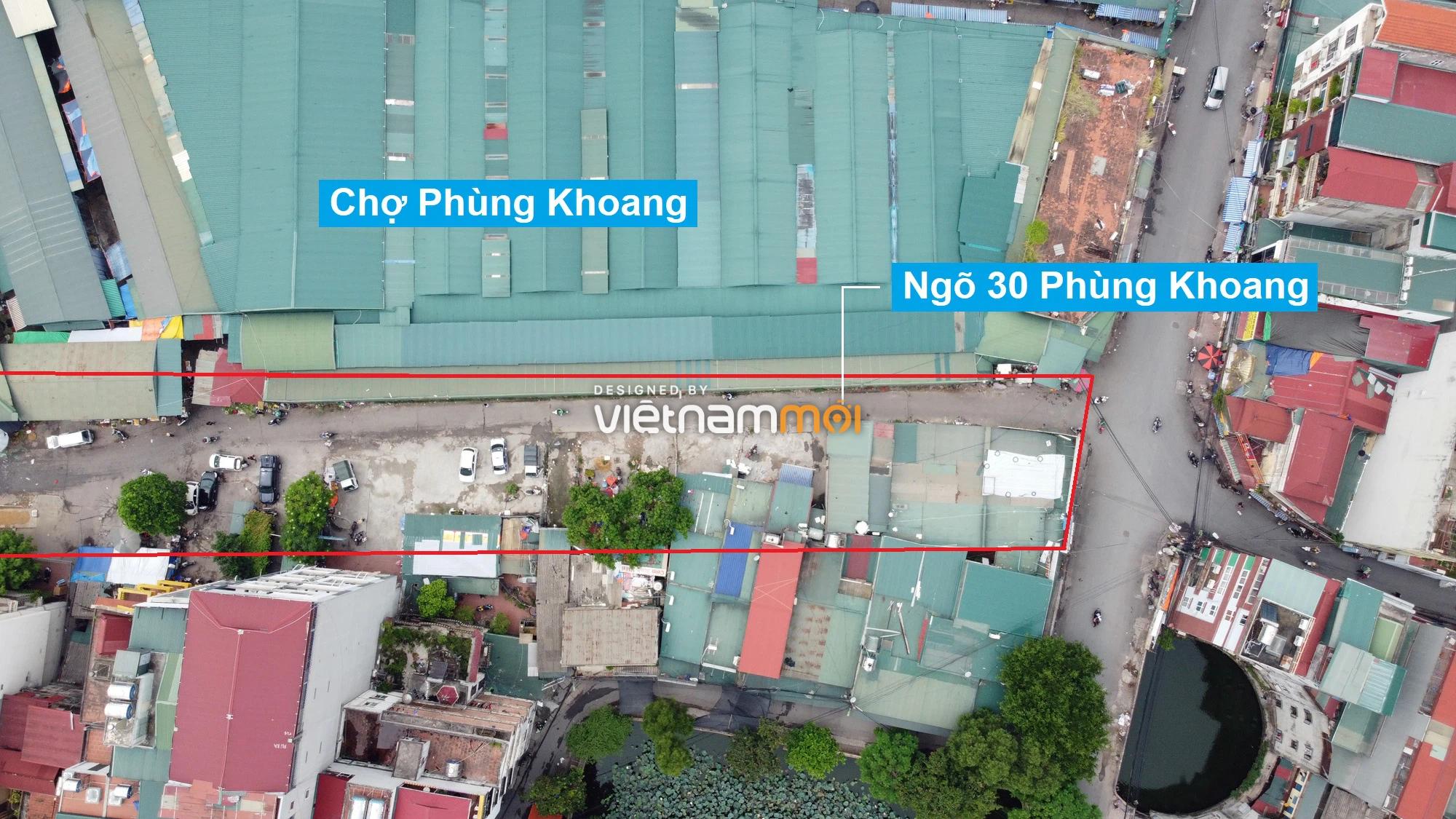 Những khu đất sắp thu hồi để mở đường ở phường Trung Văn, Nam Từ Liêm, Hà Nội (phần 2) - Ảnh 3.
