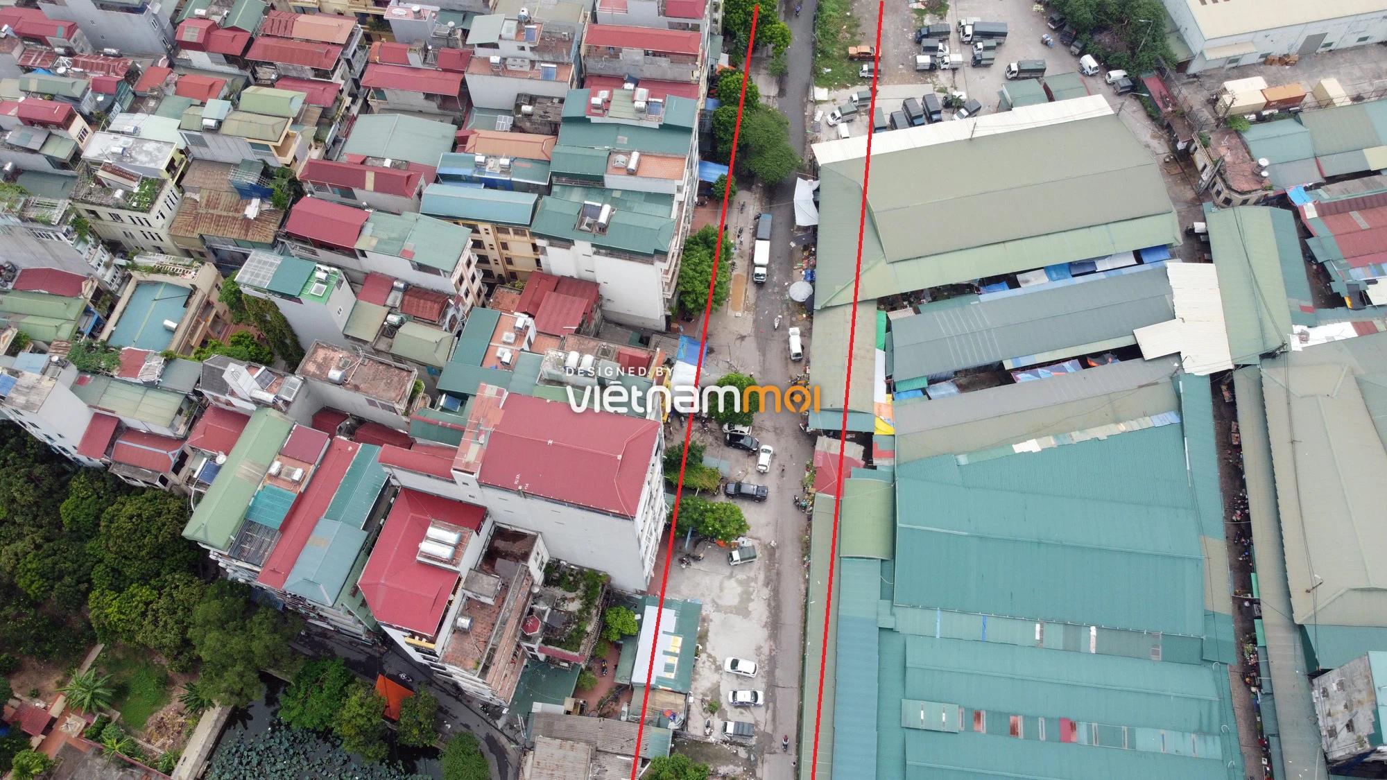 Những khu đất sắp thu hồi để mở đường ở phường Trung Văn, Nam Từ Liêm, Hà Nội (phần 2) - Ảnh 4.