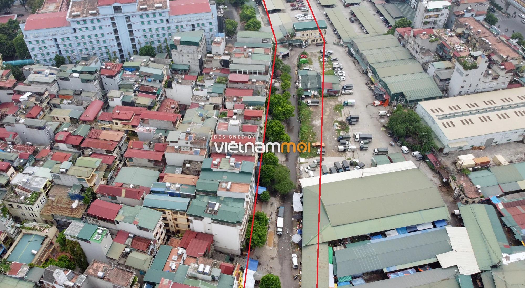 Những khu đất sắp thu hồi để mở đường ở phường Trung Văn, Nam Từ Liêm, Hà Nội (phần 2) - Ảnh 5.