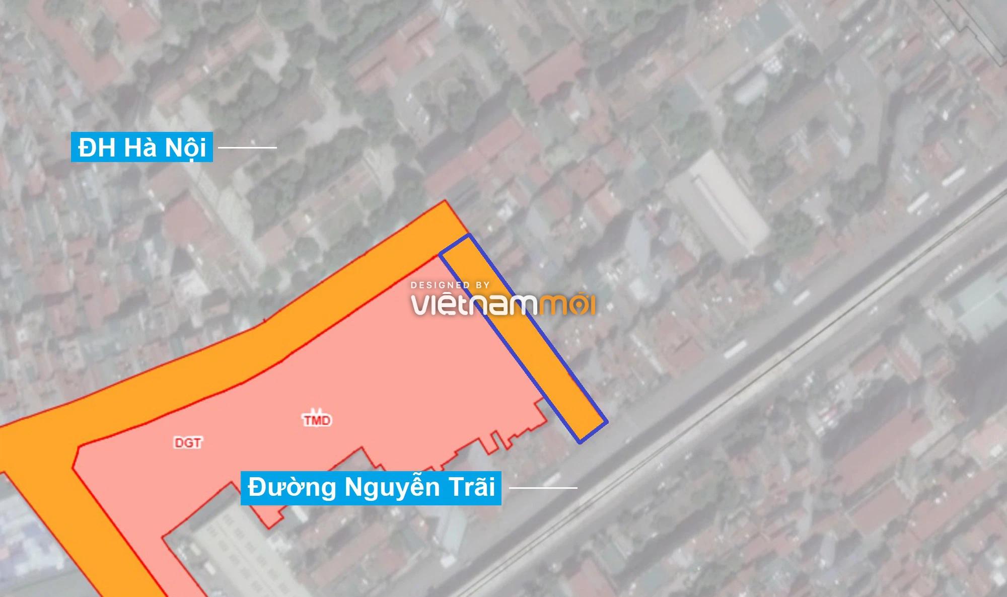 Những khu đất sắp thu hồi để mở đường ở phường Trung Văn, Nam Từ Liêm, Hà Nội (phần 2) - Ảnh 8.