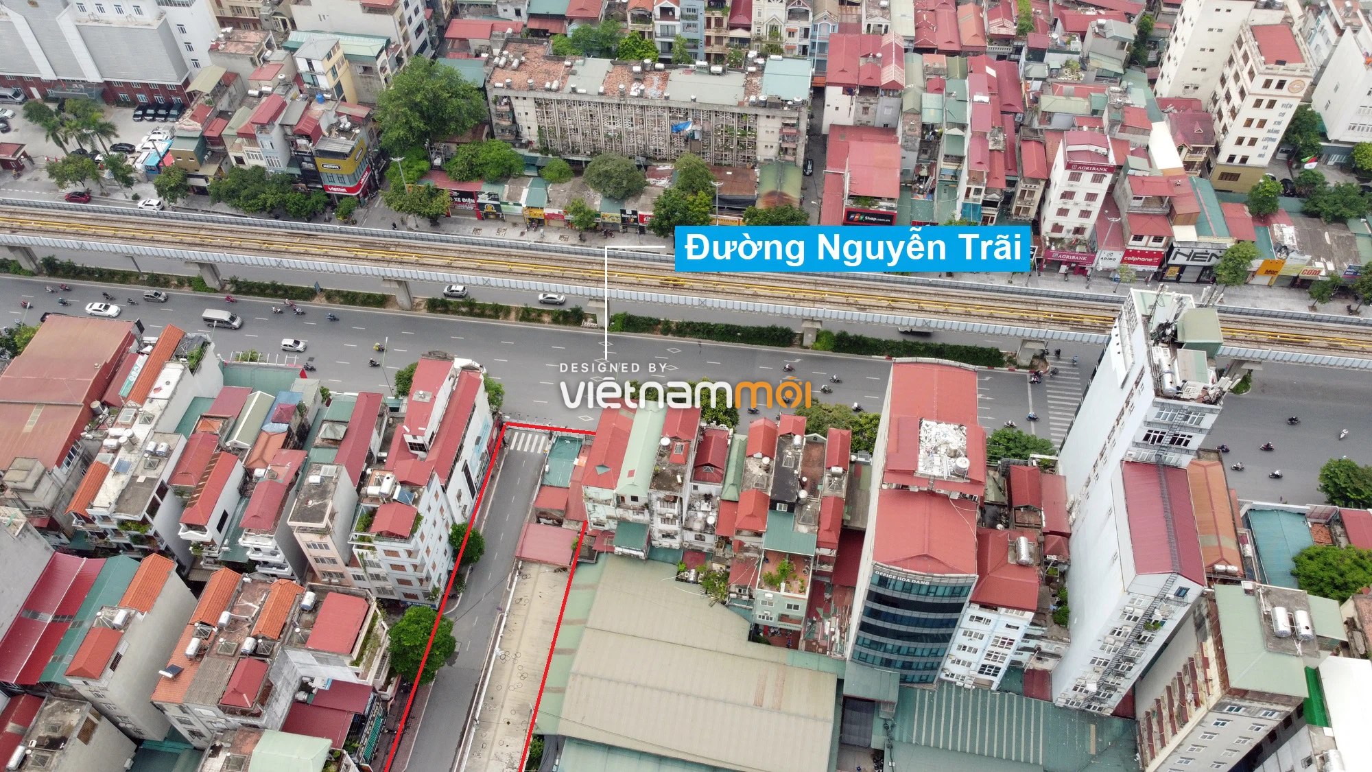 Những khu đất sắp thu hồi để mở đường ở phường Trung Văn, Nam Từ Liêm, Hà Nội (phần 2) - Ảnh 13.