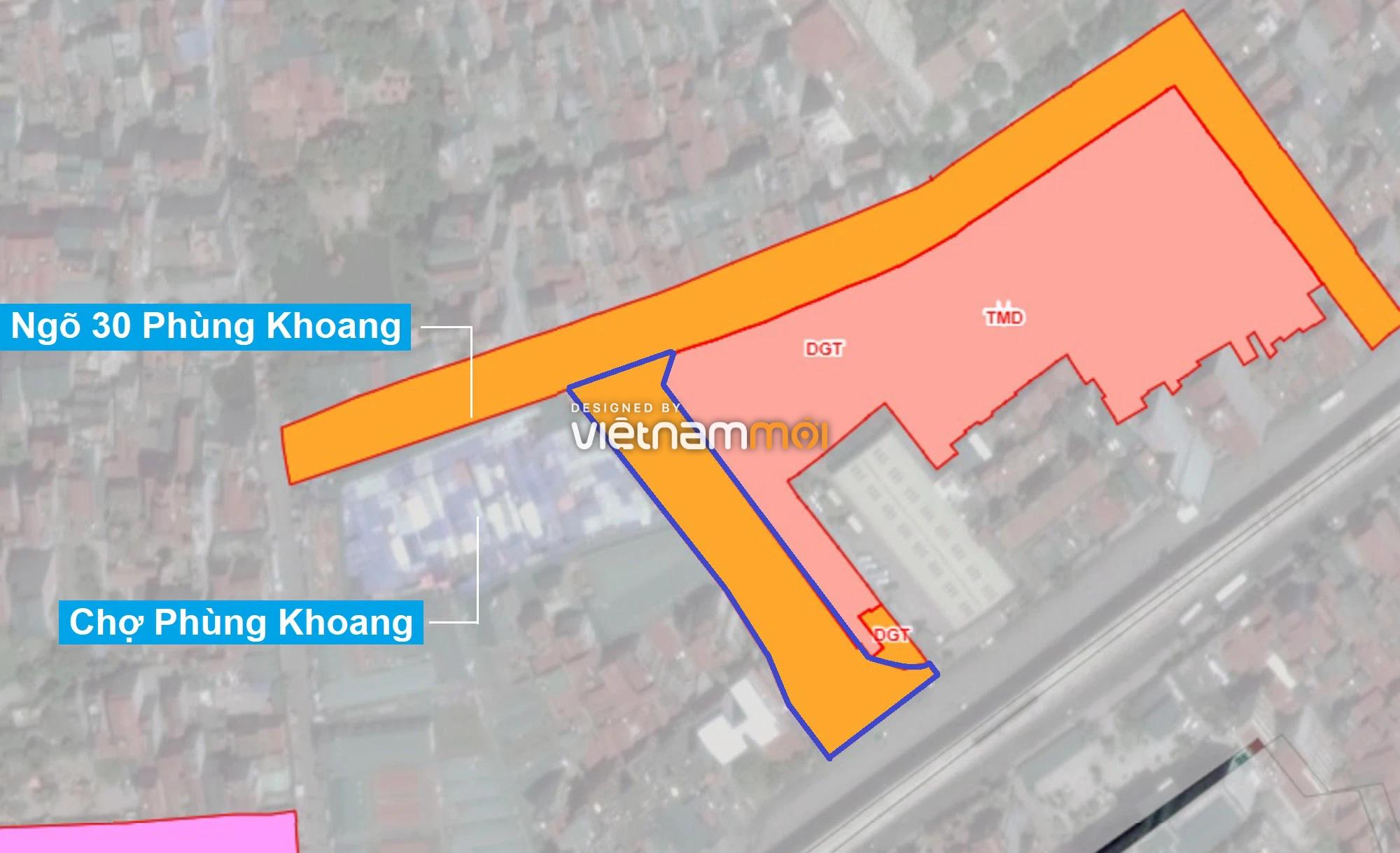 Những khu đất sắp thu hồi để mở đường ở phường Trung Văn, Nam Từ Liêm, Hà Nội (phần 2) - Ảnh 15.