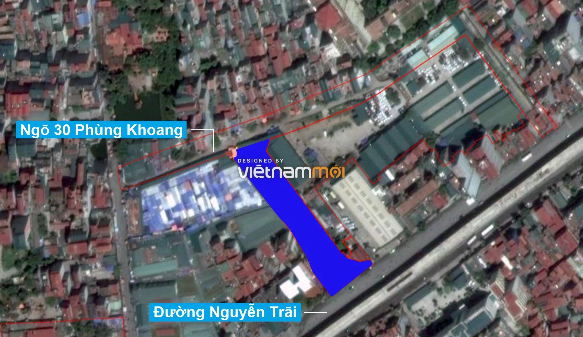 Những khu đất sắp thu hồi để mở đường ở phường Trung Văn, Nam Từ Liêm, Hà Nội (phần 2) - Ảnh 16.