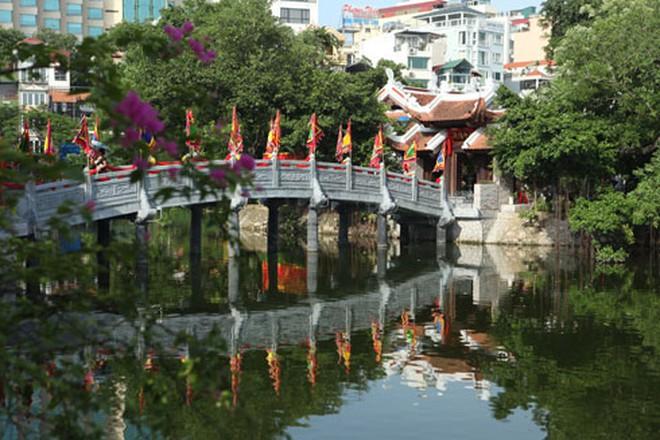 Kế hoạch sử dụng đất phường Trúc Bạch, Ba Đình, Hà Nội năm 2021 - Ảnh 1.