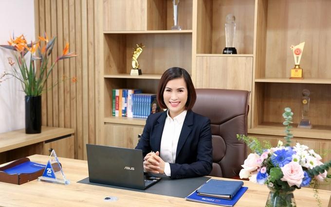 Bà Bùi Thị Thanh Hương làm Chủ tịch Ngân hàng Quốc dân (NCB) - Ảnh 1.