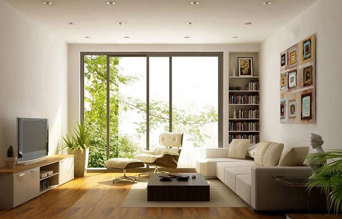 Bật mí 5 cách thiết kế đẹp và thông minh cho nhà nhỏ - Ảnh 1.