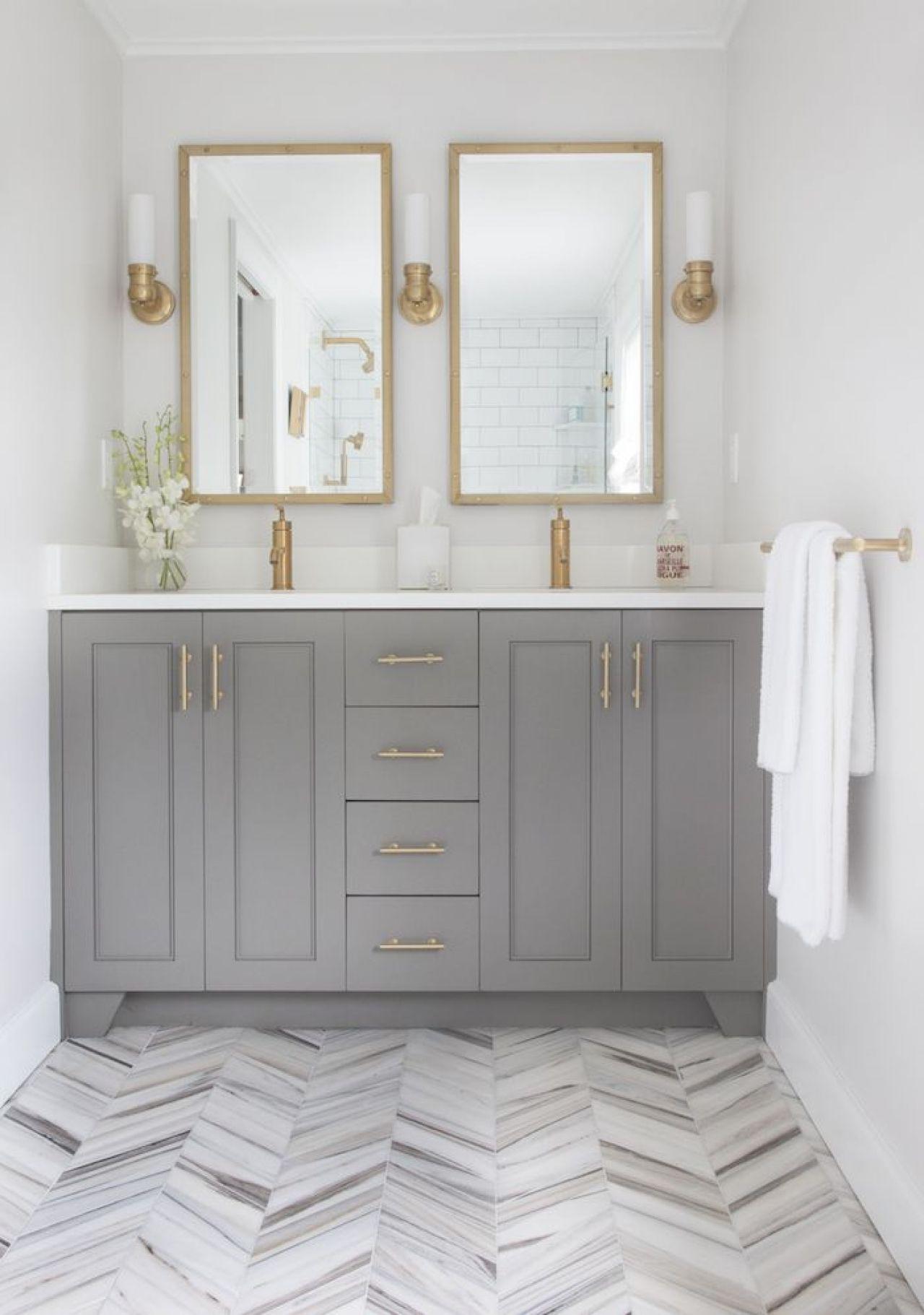 Gợi ý 10 cách thiết kế spa tại nhà giúp nâng tầm không gian phòng tắm - Ảnh 1.