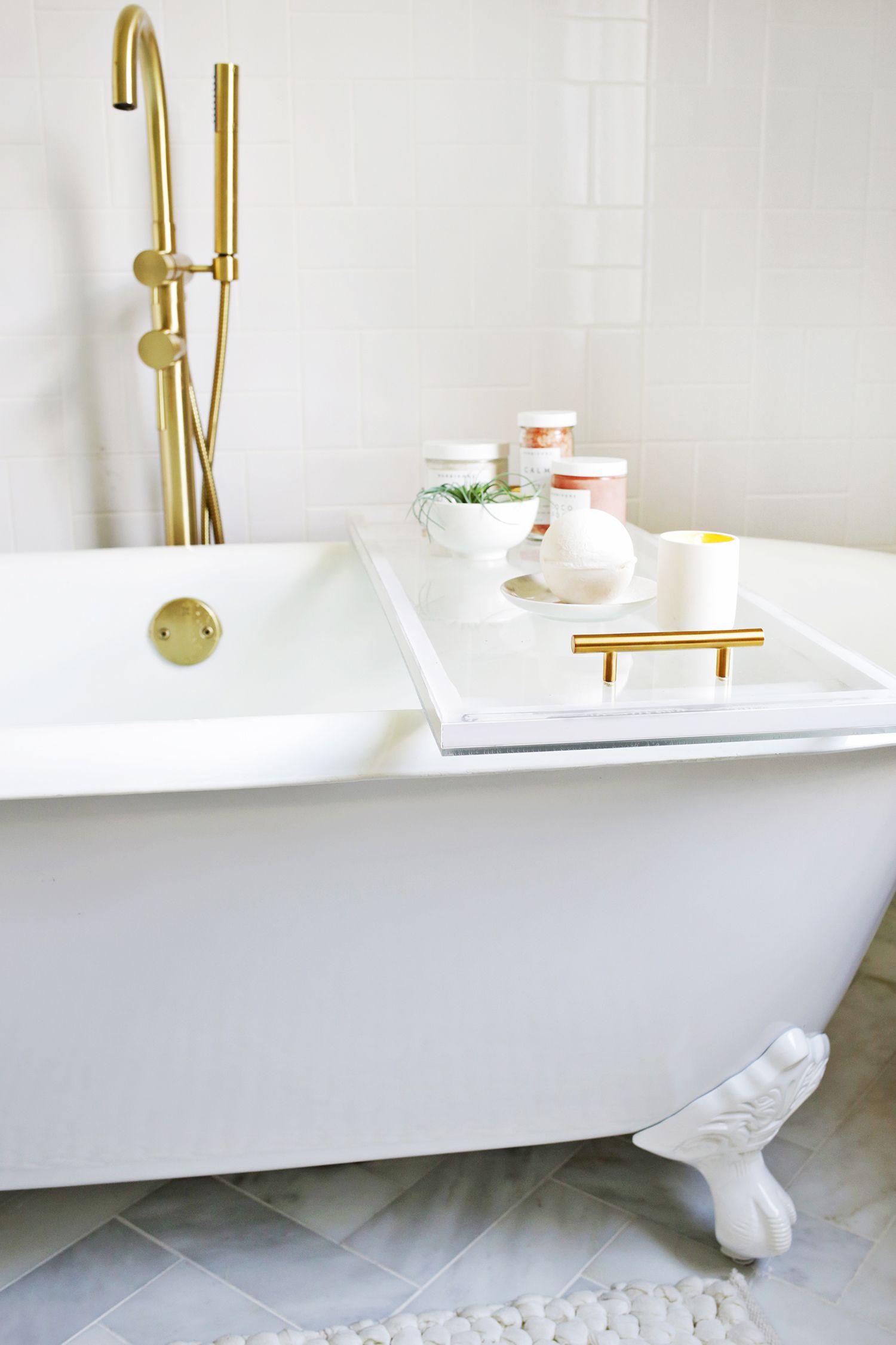 Gợi ý 10 cách thiết kế spa tại nhà giúp nâng tầm không gian phòng tắm - Ảnh 2.